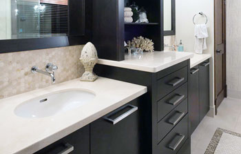 Quartz Bathrooms